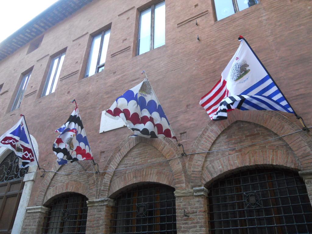 Contrada dell 39 istrice bed and breakfast siena for Noleggio di cabine di istrice